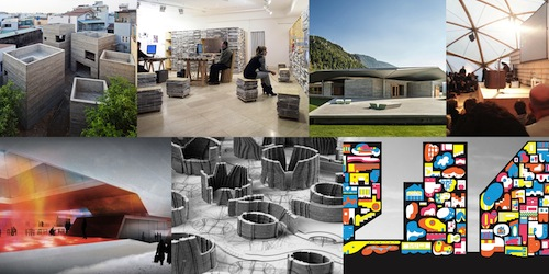 """Pritzker Prize for young architects."""